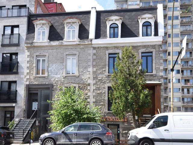 Condo à vendre à Montréal (Le Plateau-Mont-Royal), Montréal (Île), 3460, Avenue du Parc, app. 201, 20134398 - Centris.ca