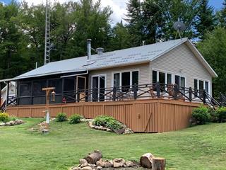 Cottage for sale in La Tuque, Mauricie, 1400, Lac de l'Algonquin, 21848885 - Centris.ca