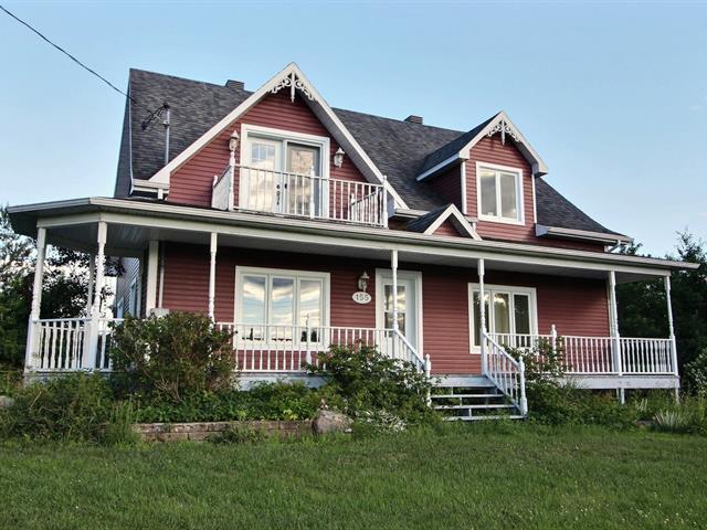 Maison à vendre à Deschaillons-sur-Saint-Laurent, Centre-du-Québec, 155, Route  Marie-Victorin, 9680882 - Centris.ca