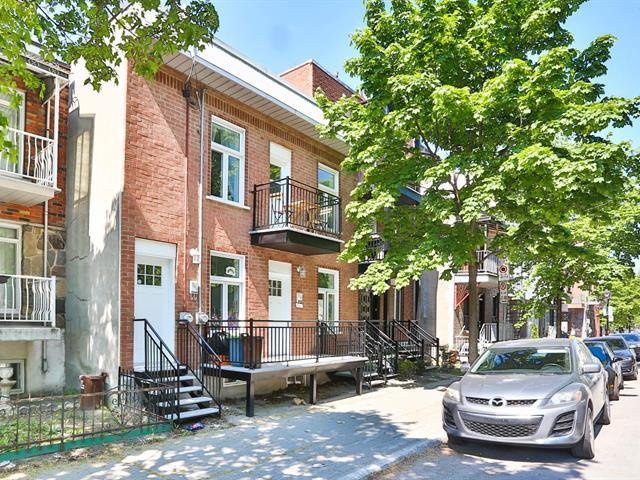 Duplex à vendre à Montréal (Rosemont/La Petite-Patrie), Montréal (Île), 6618 - 6620, Rue  Clark, 24516176 - Centris.ca