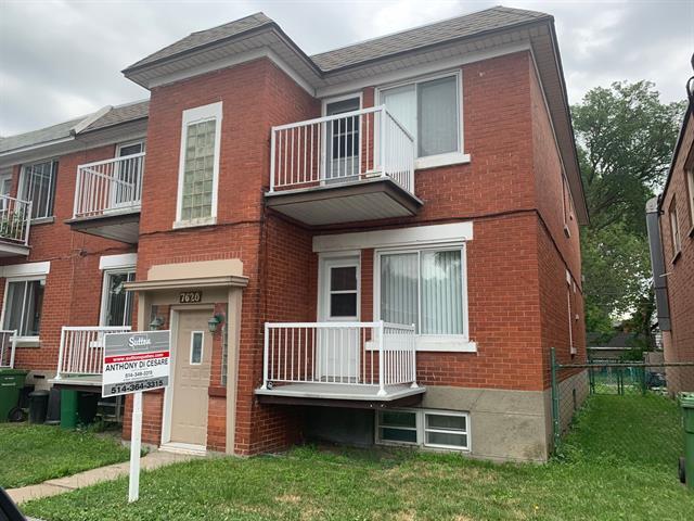 Quadruplex à vendre à Montréal (LaSalle), Montréal (Île), 7620, Rue  Centrale, 15770106 - Centris.ca
