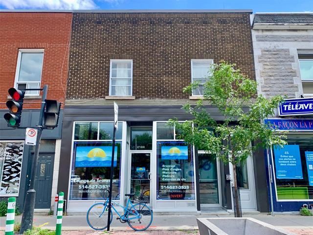 Triplex à vendre à Montréal (Le Plateau-Mont-Royal), Montréal (Île), 2182 - 2184, Avenue du Mont-Royal Est, 23202558 - Centris.ca