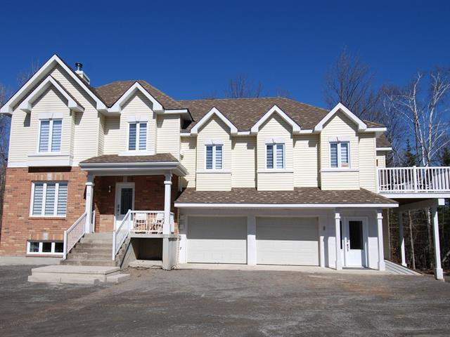 Duplex à vendre à Sainte-Sophie, Laurentides, 13Y - 13Z, Rue des Sentiers, 25908062 - Centris.ca