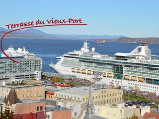 Condo / Appartement à louer à Québec (La Cité-Limoilou), Capitale-Nationale, 76, Rue  Dalhousie, app. 805, 13347392 - Centris.ca
