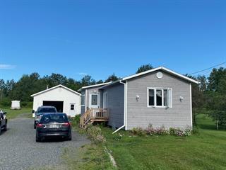Mobile home for sale in Rouyn-Noranda, Abitibi-Témiscamingue, 5461, Rue  Saguenay, 13523381 - Centris.ca