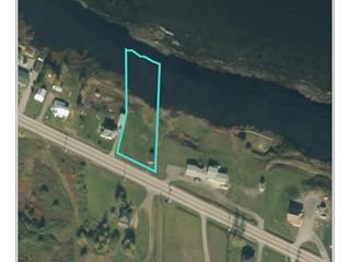 Lot for sale in Gaspé, Gaspésie/Îles-de-la-Madeleine, boulevard du Griffon, 20299998 - Centris.ca