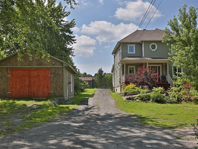 Hobby farm for sale in Saint-Herménégilde, Estrie, 748Z, Rue  Principale, 11900444 - Centris.ca