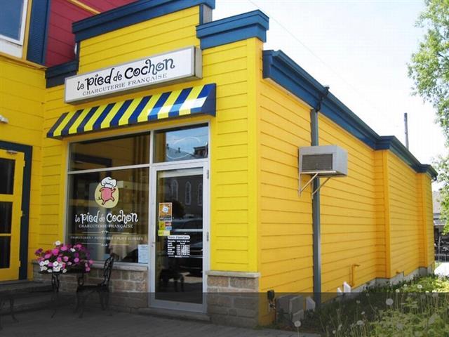 Bâtisse commerciale à vendre à Vallée-Jonction, Chaudière-Appalaches, 242A, Rue  Principale, 22513020 - Centris.ca