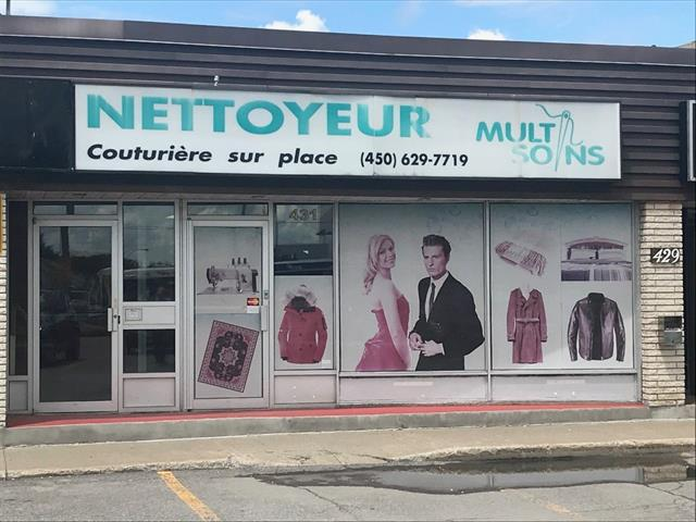 Commercial unit for rent in Laval (Chomedey), Laval, 431, boulevard  Saint-Martin Ouest, 21840101 - Centris.ca