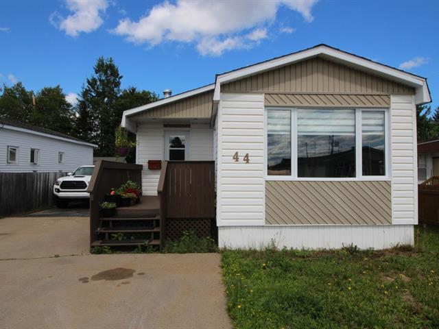 Mobile home for sale in Sept-Îles, Côte-Nord, 44, Rue des Courlis, 21116467 - Centris.ca