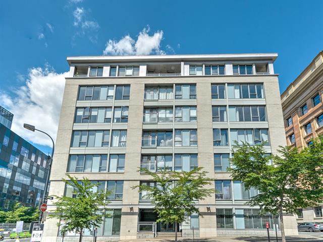 Condo à vendre à Montréal (Ville-Marie), Montréal (Île), 777, Rue  Gosford, app. 609, 28321257 - Centris.ca