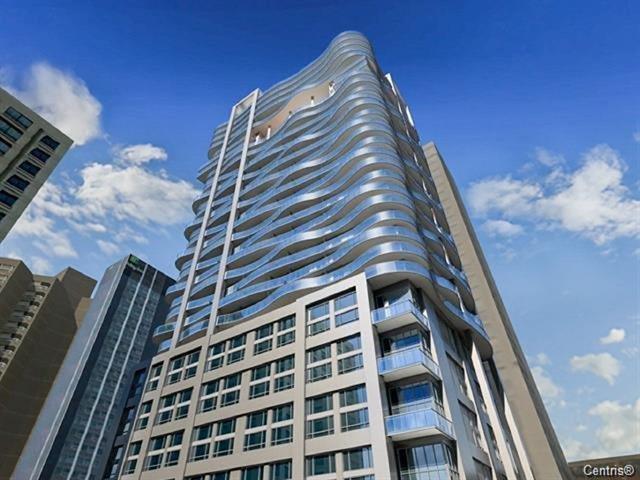 Condo / Appartement à louer à Montréal (Ville-Marie), Montréal (Île), 405, Rue de la Concorde, app. 2210, 23778790 - Centris.ca