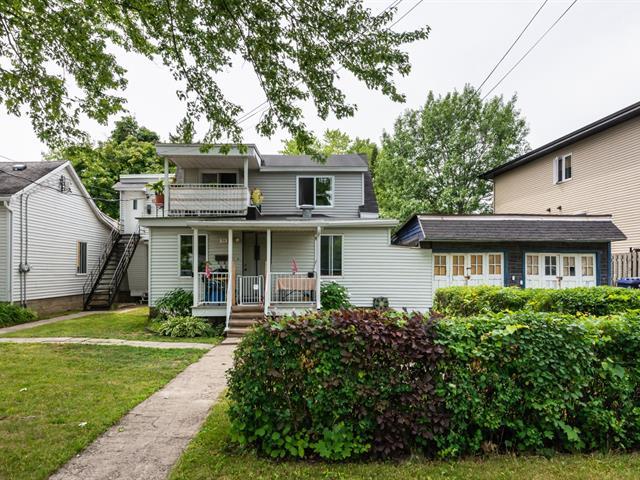 Triplex for sale in Laval (Laval-des-Rapides), Laval, 54 - 54B, Avenue du Pacifique, 22031354 - Centris.ca