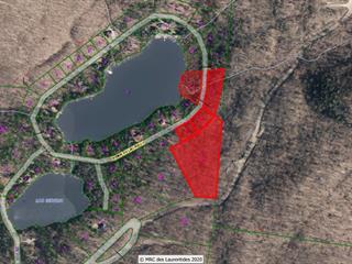 Terrain à vendre à Saint-Faustin/Lac-Carré, Laurentides, Chemin du Lac-Nelly, 12995415 - Centris.ca