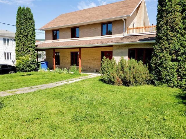 Triplex à vendre à Lac-au-Saumon, Bas-Saint-Laurent, 10 - 12, Rue  Gaudreau, 21679274 - Centris.ca