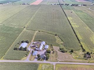 Farm for sale in Saint-Hugues, Montérégie, 1665Z, 3e Rang, 23599372 - Centris.ca
