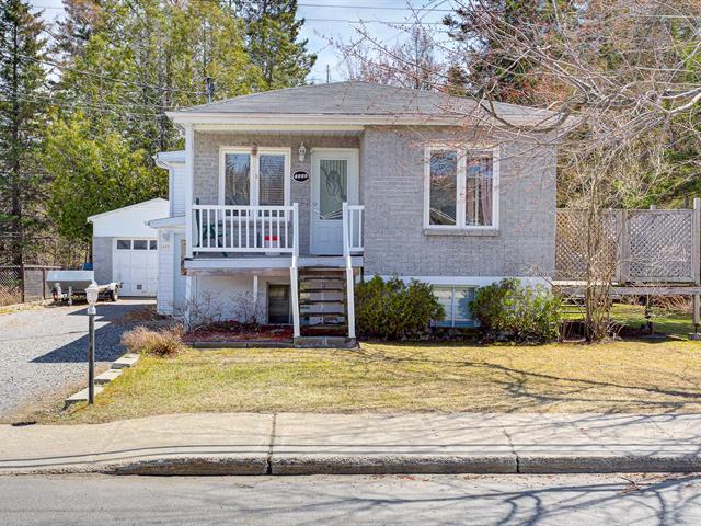 Duplex à vendre à Québec (La Haute-Saint-Charles), Capitale-Nationale, 5885 - 5889, Route  Sainte-Geneviève, 14683119 - Centris.ca