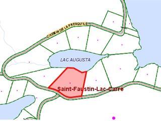 Terre à vendre à Saint-Faustin/Lac-Carré, Laurentides, Chemin de la Presqu'île, 28383769 - Centris.ca