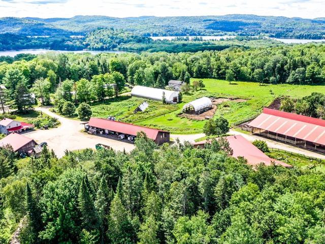 Farm for sale in Montcalm, Laurentides, 90 - 94, Chemin  Morgan, 15020999 - Centris.ca