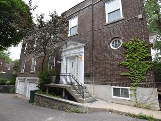 Condo à vendre à Montréal (Côte-des-Neiges/Notre-Dame-de-Grâce), Montréal (Île), 4576, Avenue  Wilson, 10357105 - Centris.ca