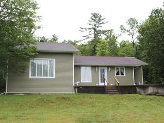 Chalet à vendre à Gracefield, Outaouais, 37, Chemin  Malette, 14185220 - Centris.ca