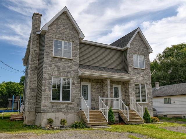 Duplex à vendre à Lacolle, Montérégie, 60 - 60A, Rue  Van Vliet, 18859047 - Centris.ca
