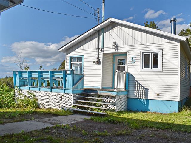 Chalet à vendre à Saint-Jean-Port-Joli, Chaudière-Appalaches, 5, Chemin de l'Anse-à-Caronette, 24795656 - Centris.ca