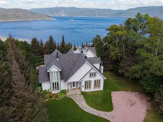 Maison à vendre à L'Anse-Saint-Jean, Saguenay/Lac-Saint-Jean, 131, Rue de la Providence, 14672599 - Centris.ca