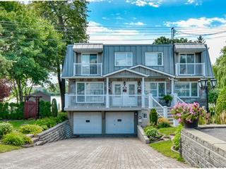 Quadruplex à vendre à Laval (Sainte-Dorothée), Laval, 930 - 936, Chemin du Bord-de-l'Eau, 14530248 - Centris.ca