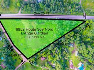 Lot for sale in L'Ange-Gardien (Outaouais), Outaouais, 6952, Route  309, 20556044 - Centris.ca