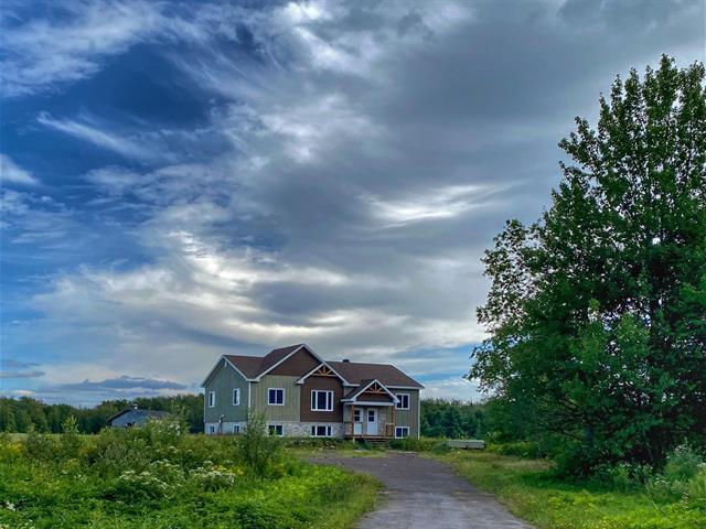 Hobby farm for sale in Plessisville - Paroisse, Centre-du-Québec, 586Z, 5e-et-6e Rang Est, 12285699 - Centris.ca