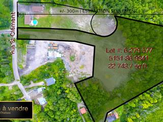 Terrain à vendre à Chelsea, Outaouais, 46, Chemin  Saint-Clément, 23828012 - Centris.ca