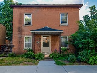 Triplex à vendre à Sainte-Anne-de-Bellevue, Montréal (Île), 26 - 26B, Rue  Legault, 15519493 - Centris.ca