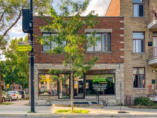 Commercial building for sale in Montréal (Le Sud-Ouest), Montréal (Island), 2685 - 2687, Rue  Allard, 28758080 - Centris.ca