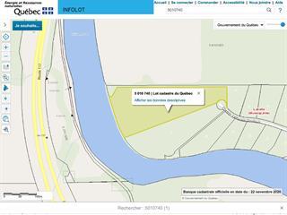 Terrain à vendre à Labelle, Laurentides, Chemin  Catherine-Groslouis, 25602356 - Centris.ca