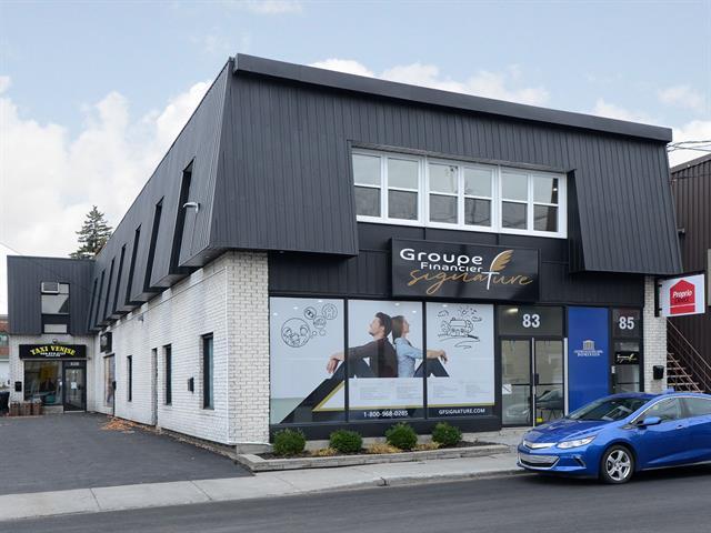Local commercial à louer à Salaberry-de-Valleyfield, Montérégie, 85, Rue  Champlain, local 204, 19742511 - Centris.ca