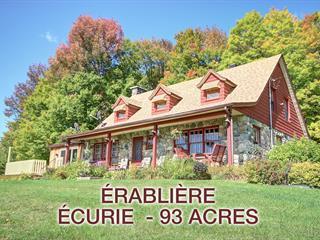 Fermette à vendre à Westbury, Estrie, 26Z, Chemin  Loiselle, 18261031 - Centris.ca