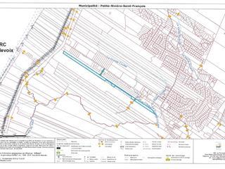 Terrain à vendre à Petite-Rivière-Saint-François, Capitale-Nationale, Chemin de la Martine, 14241216 - Centris.ca