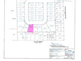 Terrain à vendre à Farnham, Montérégie, Rue de Dieppe, 13719264 - Centris.ca