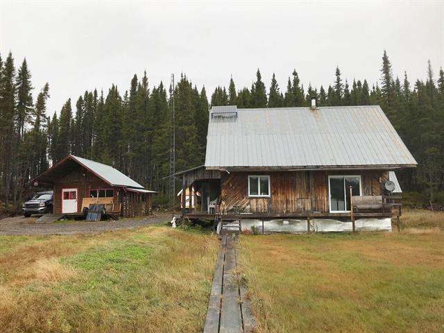 Cottage for sale in Mont-Valin, Saguenay/Lac-Saint-Jean, Lac  Rouvray, 15908306 - Centris.ca