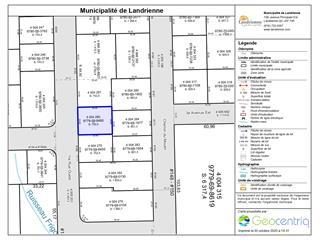 Terrain à vendre à Landrienne, Abitibi-Témiscamingue, 1re Rue Ouest, 20308851 - Centris.ca