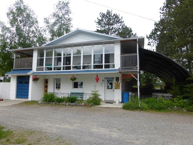 Bâtisse commerciale à vendre à Saint-Eugène-de-Guigues, Abitibi-Témiscamingue, 98 - 100, Chemin du Lac-Cameron, 22511363 - Centris.ca