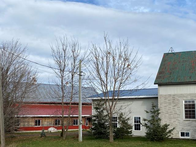 Farm for sale in Saint-Flavien, Chaudière-Appalaches, 1139, Rang  Saint-Joseph, 18014826 - Centris.ca