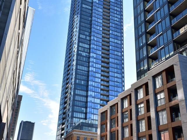 Condo / Apartment for rent in Montréal (Ville-Marie), Montréal (Island), 1188, Rue  Saint-Antoine Ouest, apt. 3605, 25556163 - Centris.ca