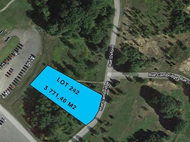 Lot for sale in Hudson, Montérégie, Rue de Cambridge, 24805409 - Centris.ca
