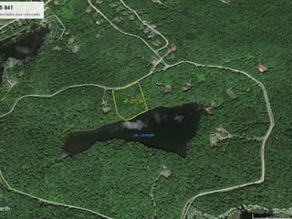 Lot for sale in Saint-Sauveur, Laurentides, Chemin du Lac-Loranger, 22855164 - Centris.ca