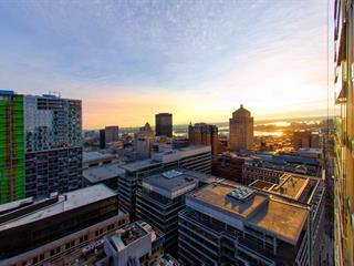 Condo for sale in Montréal (Ville-Marie), Montréal (Island), 495, Avenue  Viger Ouest, apt. 2705, 11033066 - Centris.ca