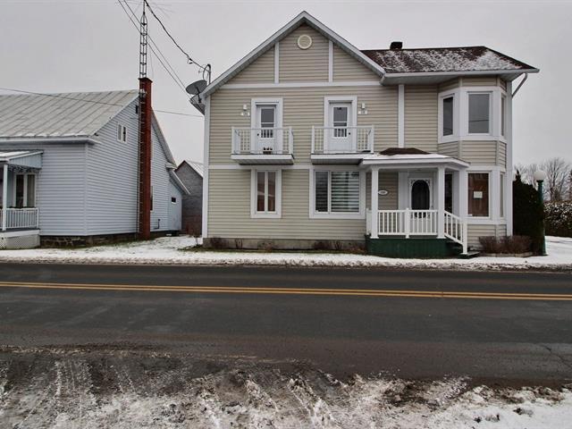 Maison à vendre à Charette, Mauricie, 130 - 134, Rue  Saint-Jean-Baptiste, 18742756 - Centris.ca