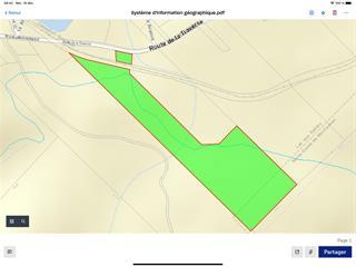 Terre à vendre à Lac-aux-Sables, Mauricie, Route de la Traverse, 27728093 - Centris.ca