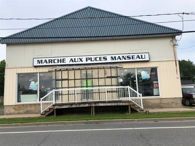 Bâtisse commerciale à vendre à Manseau, Centre-du-Québec, 525, Rue  Saint-Albert, 18838959 - Centris.ca